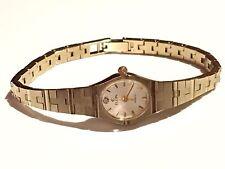 Vintage Elgin  Diamond Ladies Quartz Watch Very Elegant Working(EK848-333D)