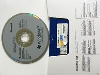 Microsoft Windows 7 Home Premium 64 or 32 Bit | Full License [DVD-COA Key] New !