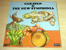 Caravan/The New Symphonia/1974 Deram LP