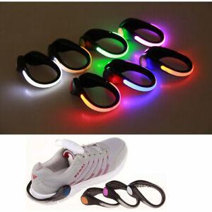 1 Par De Luz LED Para Deportista  Ciclista/Corredores/caminante runners/cyclists