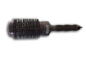 CORIOLISS IONIC CERAMIC THERMAL ROUND HAIR BRUSH. MEDIUM, LARGE, SMALL BARREL