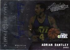 2015 Absolute Adrian Dantley Jazz Auto HOF /149 Mint!