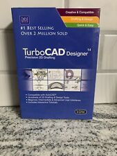 TurboCAD Designer Precision 2D Drafting 14 IMSI Design