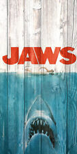 Jaws Movie Poster Indoor/Outdoor 13oz Heavy Duty Vinyl Banner #954
