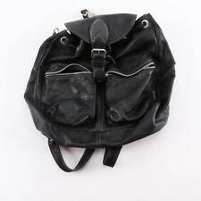 RUGBY NORTH AMERICA MEMBERS PASS LEATHER BACKPACK