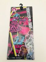 Monster High DNX60 Complete Look DRACULAURA Deluxe Fashion Pack Sealed-HTF!