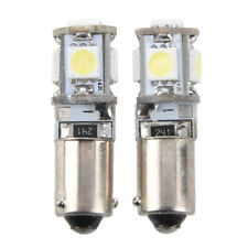 2X Canbus 5 SMD LED lampadina luce di parcheggio H6W BAX9S Trend F8G5