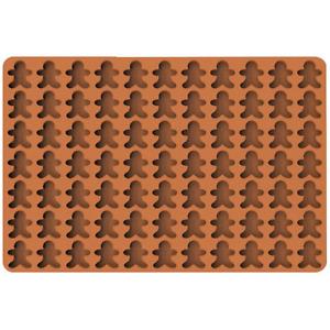 Lebkuchenmann Form Silikon Backen Schokolade Gussform Wachs Schmelzen Handwerk
