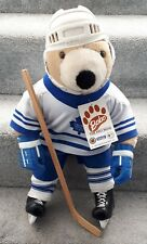 Vintage 1992 Toronto Maple Leafs 22 inch Pro Bear Made for NHL Hockey ..