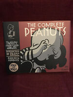 The Complete Peanuts 1961 to 1962 Hardcover Charles M. Schulz HC