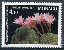 STAMP / TIMBRE DE MONACO N° 1311 ** FLORE / PLANTES DU JARDIN EXOTIQUE