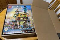⭐️ LEGO 71741 ✅ Ninjago City Gardens  In Hand 📦 Same Day Despatch ⭐️