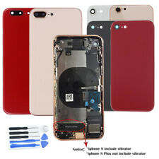Battery Housing For iPhone 8 8 Plus 8+ Metal Frame Assembly Back Cover Case Door