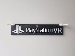 PLAYSTATION VR Spostare Controllori Montaggio a Parete 2 Colore Psn Logo