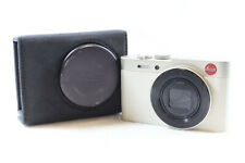LEICA C (TYP 112) COMPACT CAMERA LIGHT GOLD W/ CASE -BB 566-