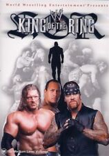 WWE - King Of The Ring (DVD, 2002) NEW SEALED Wrestling Region 4 The Rock