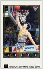 1994 Australia Basketball Card NBL Series 2 National Heroes NH9:Scott Fisher