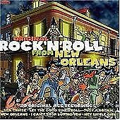Original Rock 'N' Roll from New Orleans CD (1999)