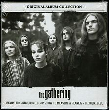 The Gathering Original Album Collection 5 CD  Mandylion Nightime Birds If Then