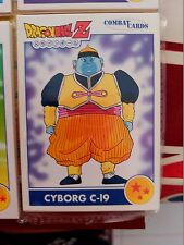 DRAGON BALL COMBAT CARDS PANINI N 99