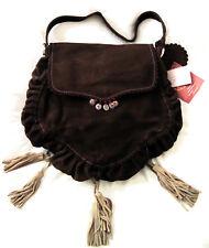 Gorgeous RARE Odd Molly 279 Suede Smyrna Bag RARE!