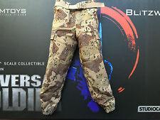 damtoys blitzway universal soldier andrew scott tarnhose loose 1/6th scale