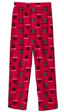 Toronto Raptors Toddler Printed All Over Logo Red Pyjama Pants NBA Basketball
