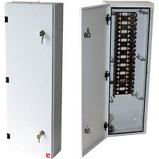 BT Metal Enclosure Junction/Distribution Box - 237 IDC Strip Connection 200 Pair