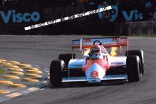 Fotografía 9x6, Niki Lauda McLaren-TAG MP4/2, British Gp Brands Hatch 1984