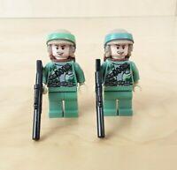 2 x LEGO STAR WARS ENDOR REBEL COMMANDO TROOPER BUNDLE GENUINE FREE P&P