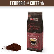 Caffe Molinari Macinato Moka Aromatizzato Cacao Nocciola e Cioccolato 2 Kg