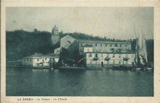 La Spezia - Le Grazie - La Chiesa - Cartolina non viaggiata anni '30