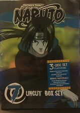 Naruto Uncut Box Set 7  DVD Maile Flanagan, Kate Higgins, Debi Mae West, Steve S