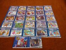 TKKG CD Hörspiel Sammlung Kinder Krimi von Europa 27 CD`s