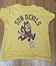 NCAA ARIZONA SUNDEVILS WOMENS SHORT SLEEVE SHIRT SIZE XL NEW