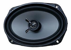 200 Watt 6 x 9 Inch 6x9 Car Replacement Speaker 2 Way Coaxial Single Front Door