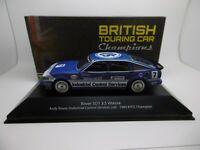 ROVER VITESSE 3.5 SD1 BTCC BRITISH TOURING CAR CHAMPIONSHIP 1984 ANDY ROUSE