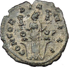 AURELIAN  270AD Authentic Ancient Roman Coin CONCORDIA Harmony i29626
