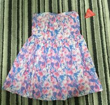 LOVE LABEL Size 12 Dress Lined NEW WITH TAGS
