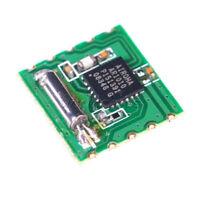 2PCS 3.3V AR1010 76-108MHz FM Radio Receiver Module Replace TEA5767 for Arduino