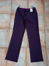 Topshop Purple Trousers Size 10