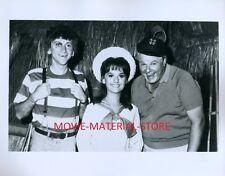 "Bob Denver Dawn Wells Alan Hale Gilligan's Island 8x10"" Photo #K7267"
