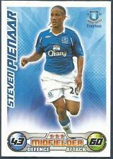 TOPPS MATCH ATTAX 2008-09-EVERTON & SOUTH AFRICA-STEVEN PIENAAR
