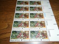 HAYM SALOMON, FINANCIAL HERO, PARTIAL SHEET OF 10 10 CENT POSTAGE STAMPS,