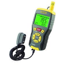 General Tools Rhmg650 Invasivenon Invasive Moisture Meter Withtemp