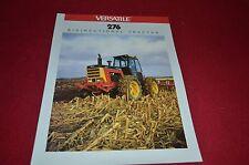 Versatile Tractor 276 Bidirectional Tractor Dealer's Brochure YABE