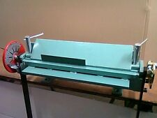 Bending machine of the protractor and stop. 400mm / 3mm. Other tool available!
