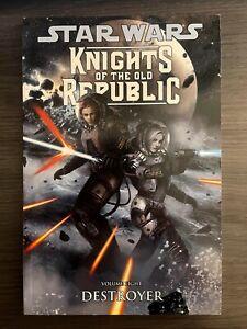STAR WARS: Knights of the Old Republic #8 TPB #42-46 Malak Revan Dark Horse NM