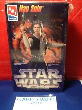 AMT ERTL STAR WARS HAN SOLO FIGURE MODEL KIT COLLECTOR EDITION FREE USA SHIPPING