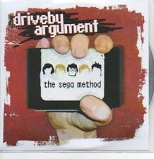 (M773) Driveby Argument, The Sega Method - DJ CD